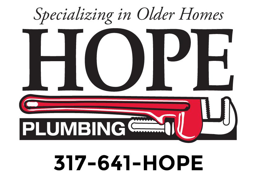 Hope Plumbing Logo