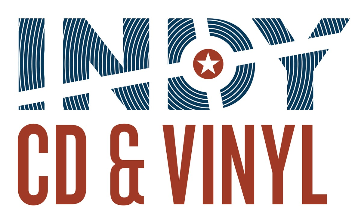 Indy CD and Vinyl Logo