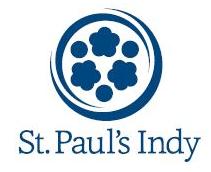 St. Pauls Indy logo