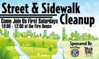 Broad Ripple Clean Up graphic