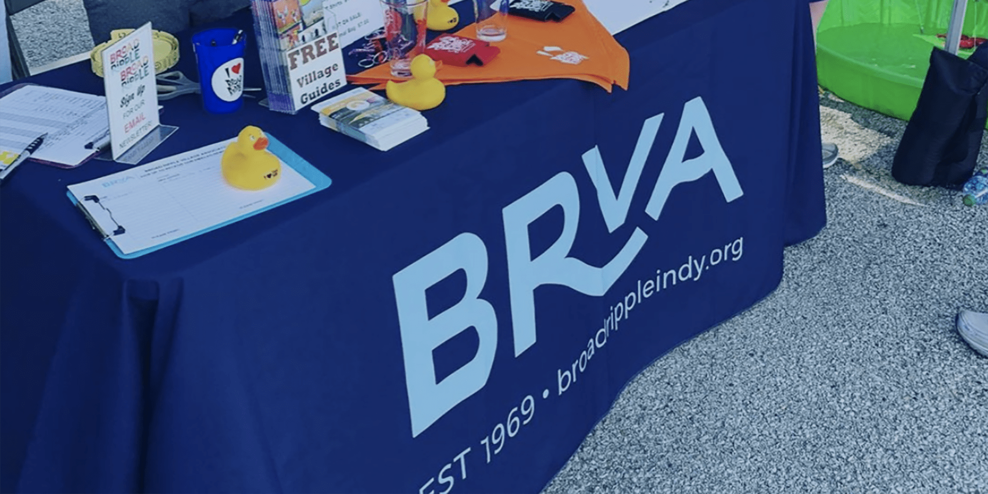 Join the BRVA and you might win a gift card!