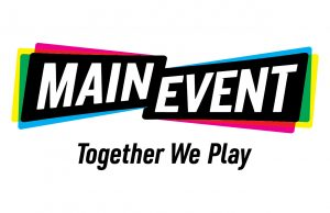 Main Event sponsor logo