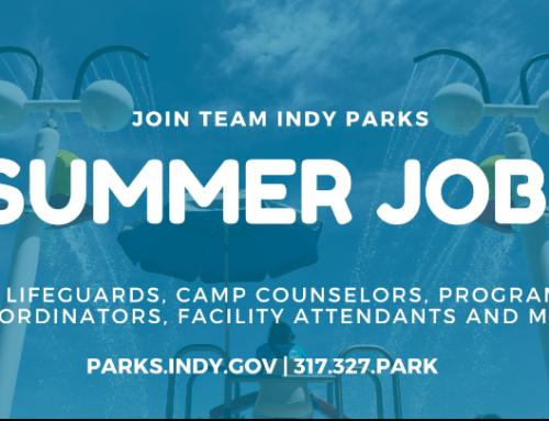 Indy Parks Summer Jobs