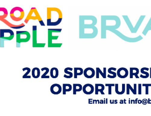 2020 BRVA Sponsorship Opportunities