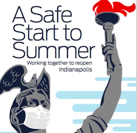 Indy's Safe Start to Summer Plan