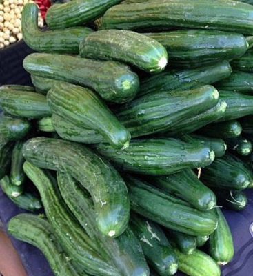 What's Cooking: Cucumber Cool