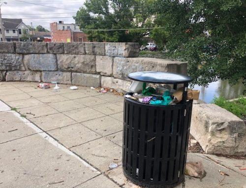 Reminder: Businesses and Trash