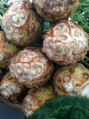 What's Cooking: Celebrate Celeriac