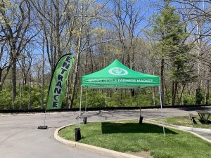 BRFM Tent