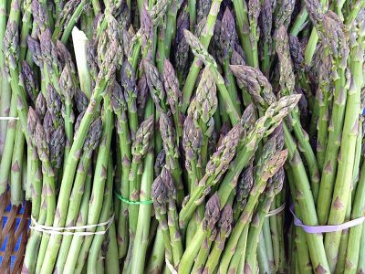 What's Cooking: Seasonal Asparagus