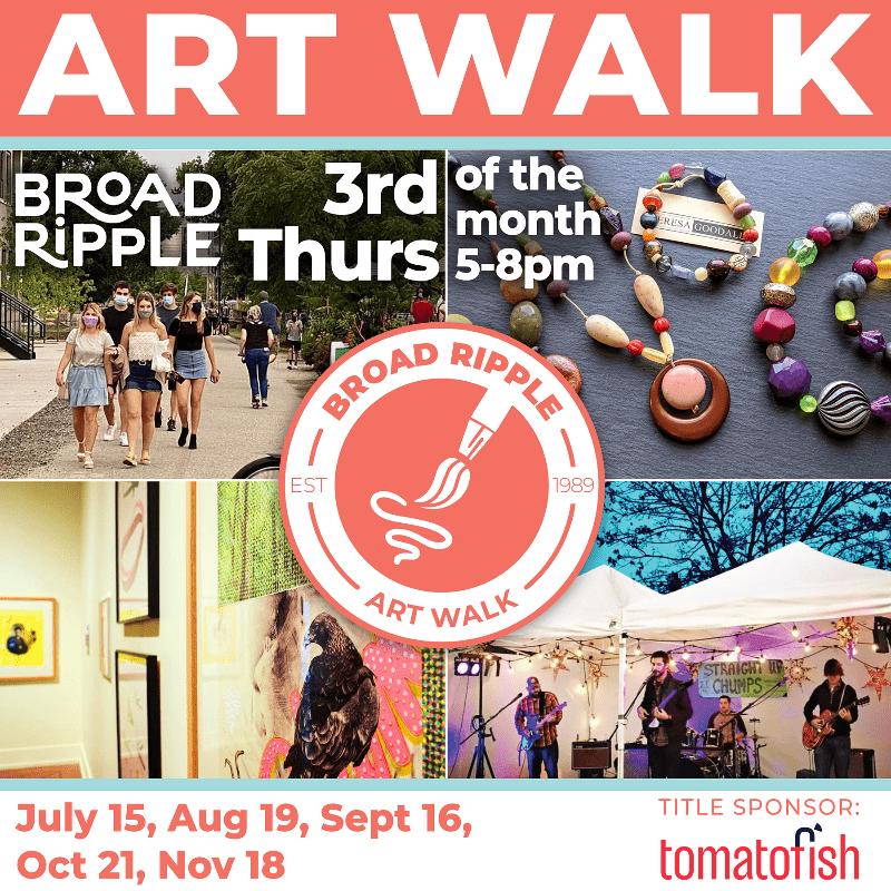 August Art Walk Thursday 8/19
