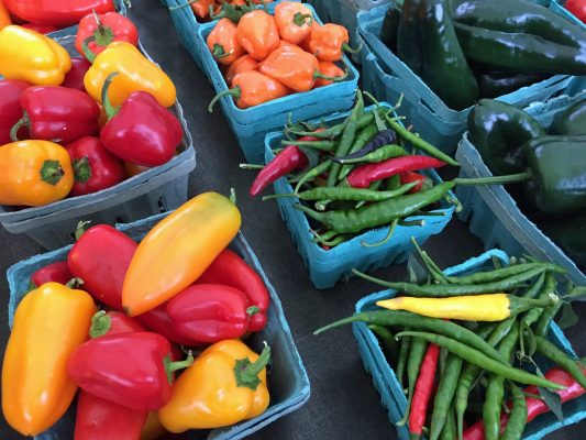 What's Cooking: Pep Up Your Plate with Peppers